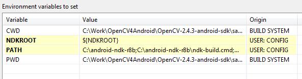 Error: Cannot run program