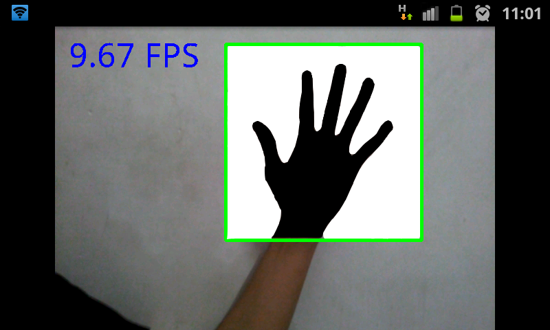 Skin Color Detection on ROI Image on Android - OpenCV Q&A Forum