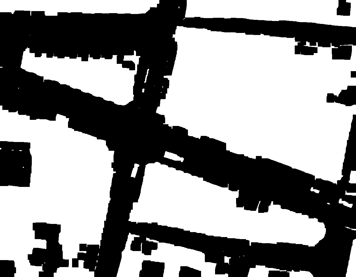 Fill holes of a binary image - OpenCV Q&A Forum