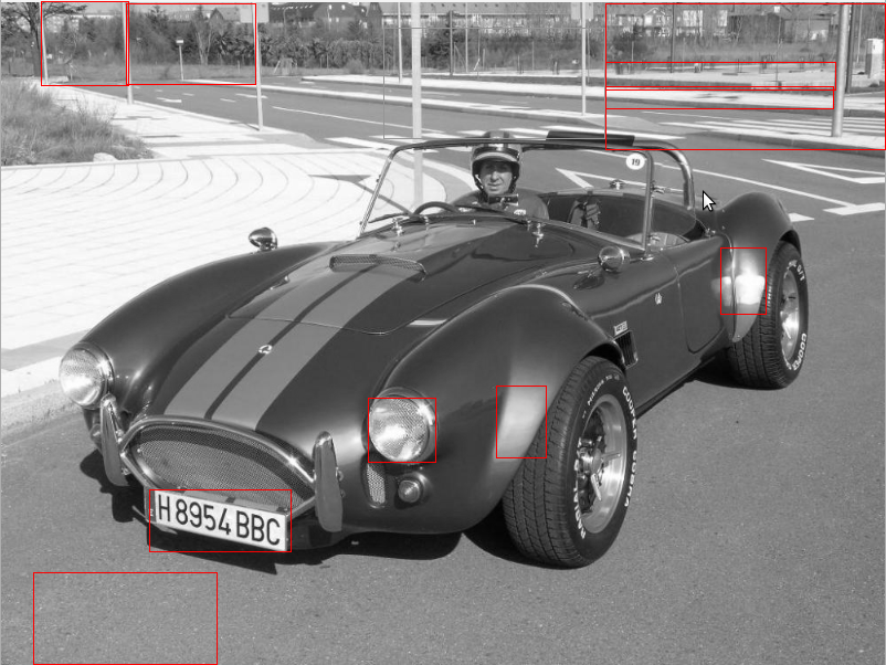 how to select a specific bounding box - OpenCV Q&A Forum