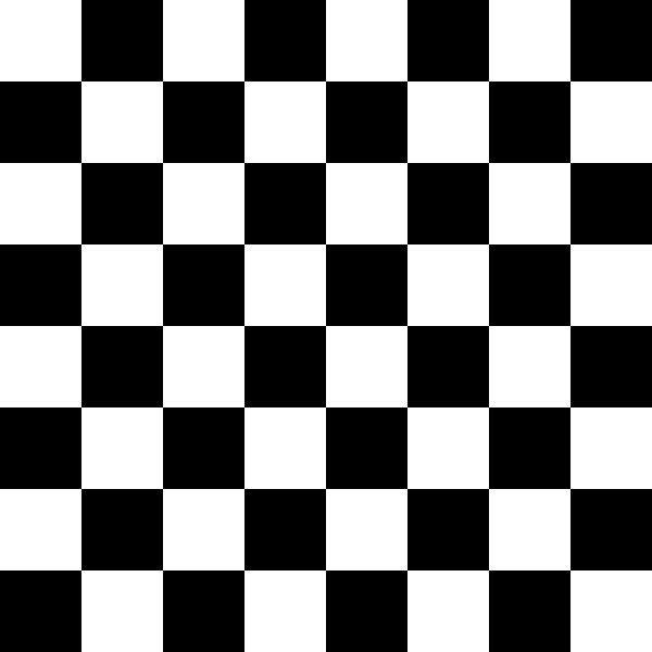 How to create a chess-board - OpenCV Q&A Forum