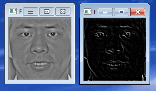 Filter 2D with even length kernels - OpenCV Q&A Forum
