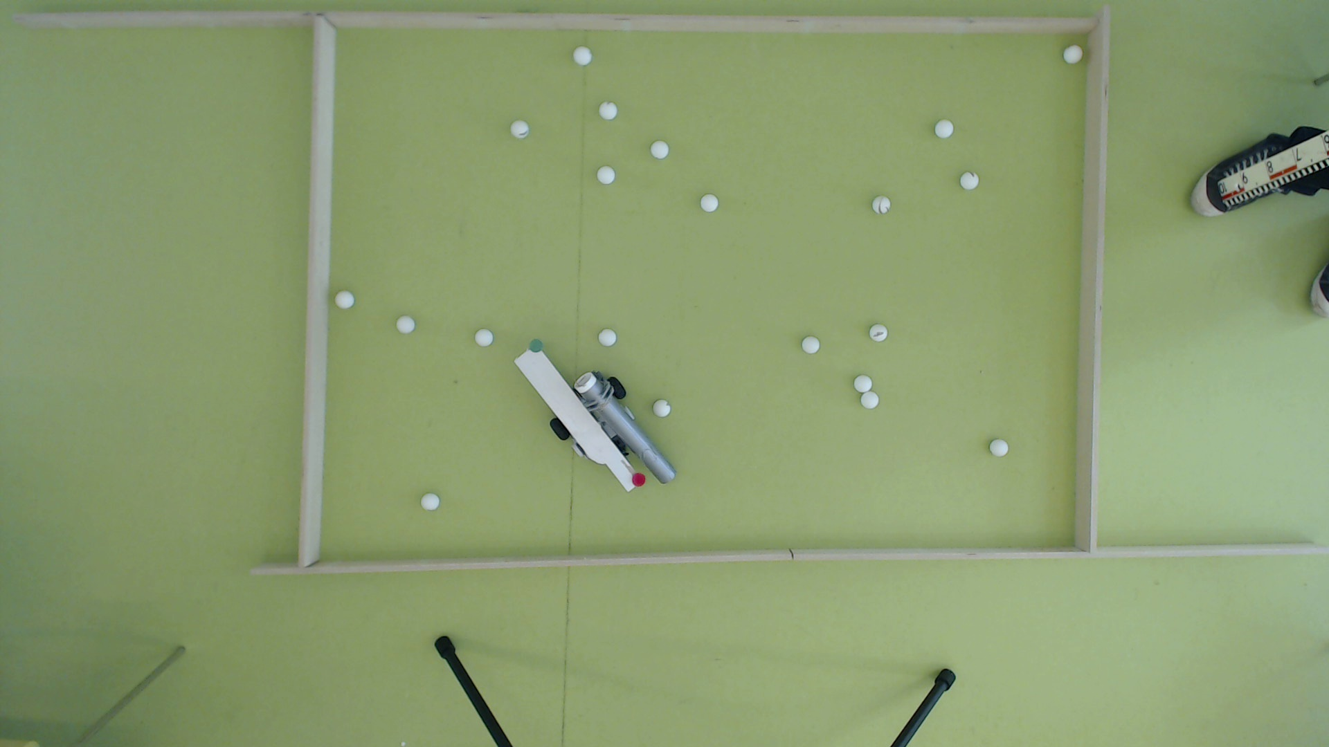 Detection of table tennis balls and color correction - OpenCV Q&A Forum
