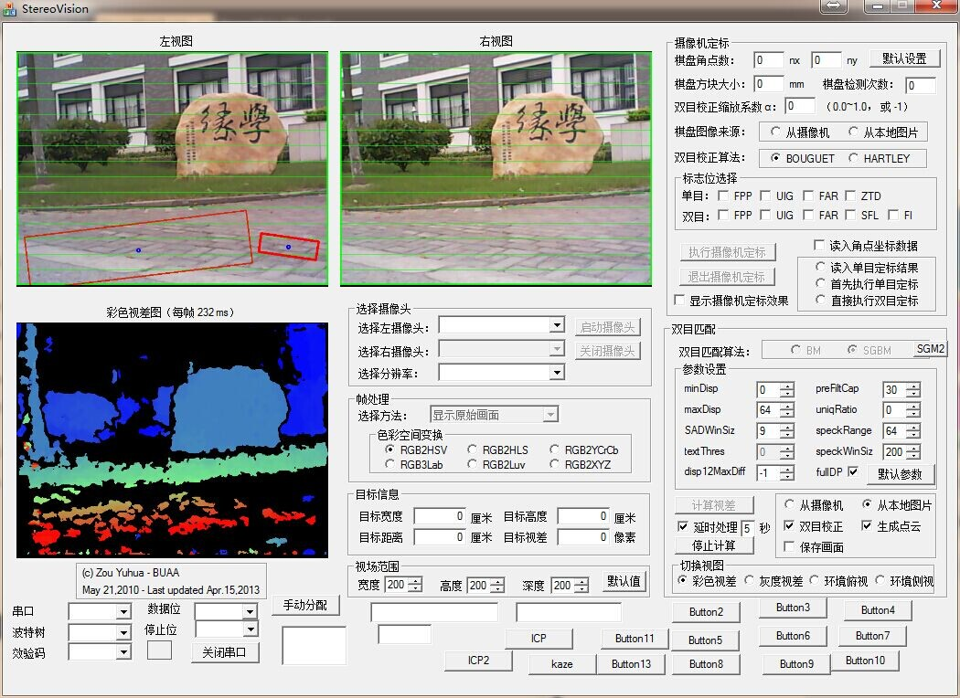 PointsClouds Generated by Reporjectimageto3D is So Bad - OpenCV Q&A