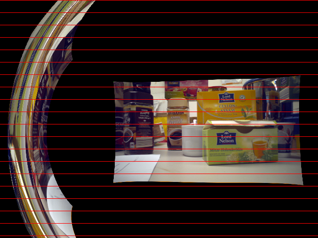 Stereo Vision With Fisheye and FOV camera - OpenCV Q&A Forum