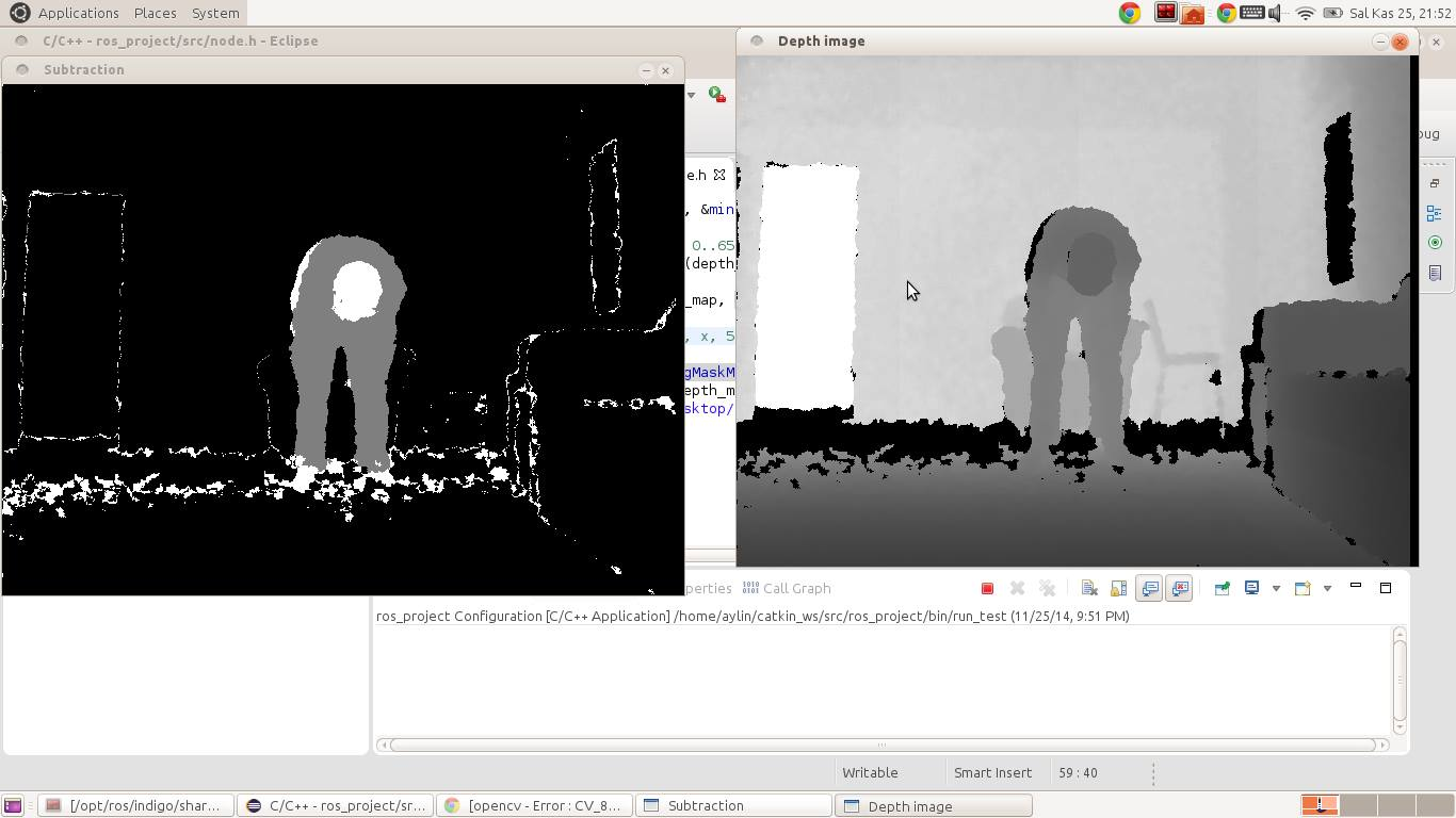 How to change MOG2 paramaters - OpenCV Q&A Forum