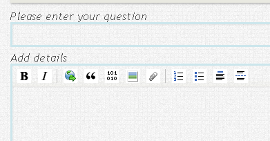 What is the best way to upload an image file to the forum