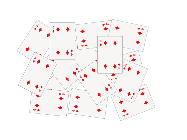 Solved Find All The Cards That Are Above And Their