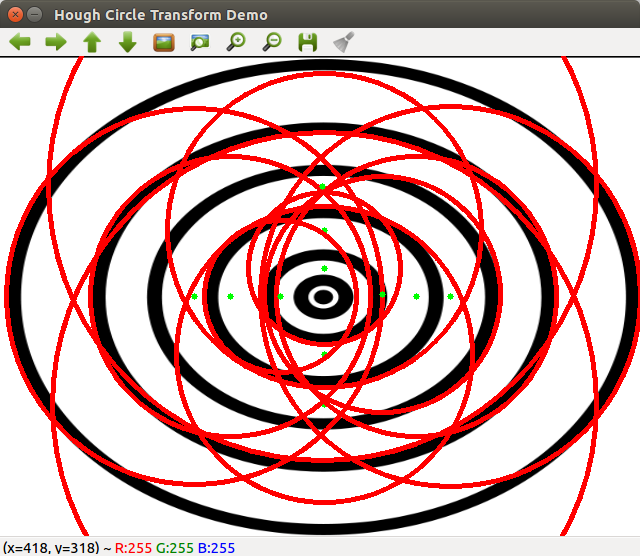 Detecting Circles in opencv - OpenCV Q&A Forum