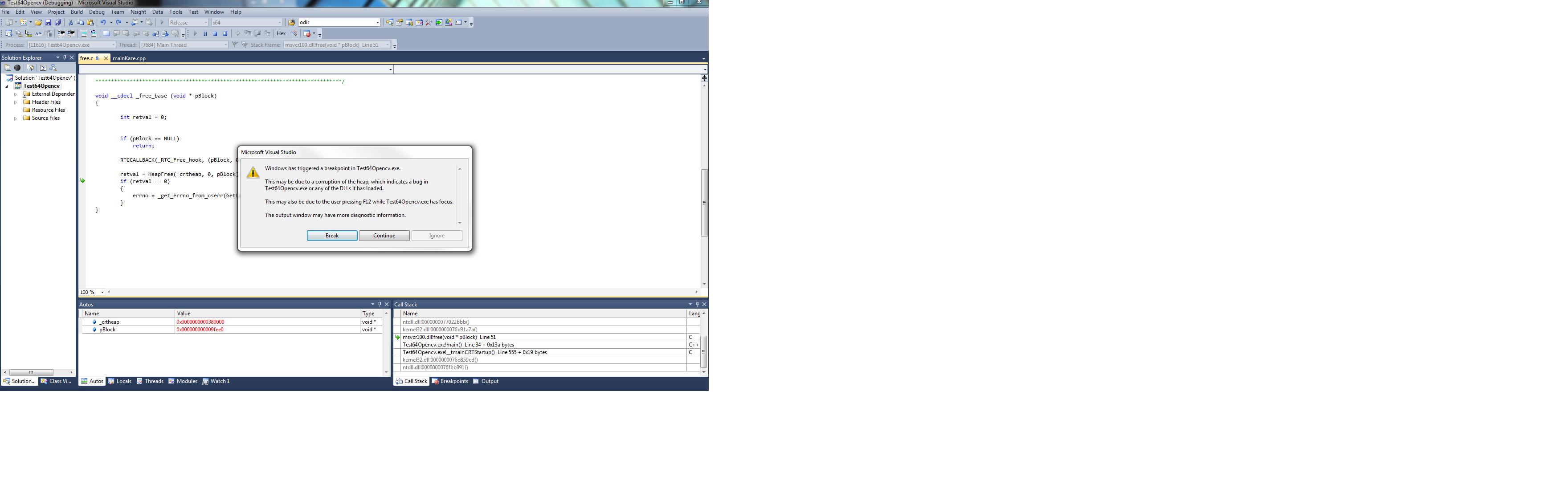Akaze Giving Error Opencv Q Amp A Forum