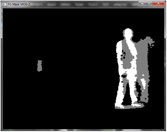 Capturing a blob of white pixels - OpenCV Q&A Forum
