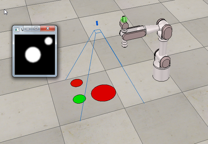 Markers on an image detection - OpenCV Q&A Forum