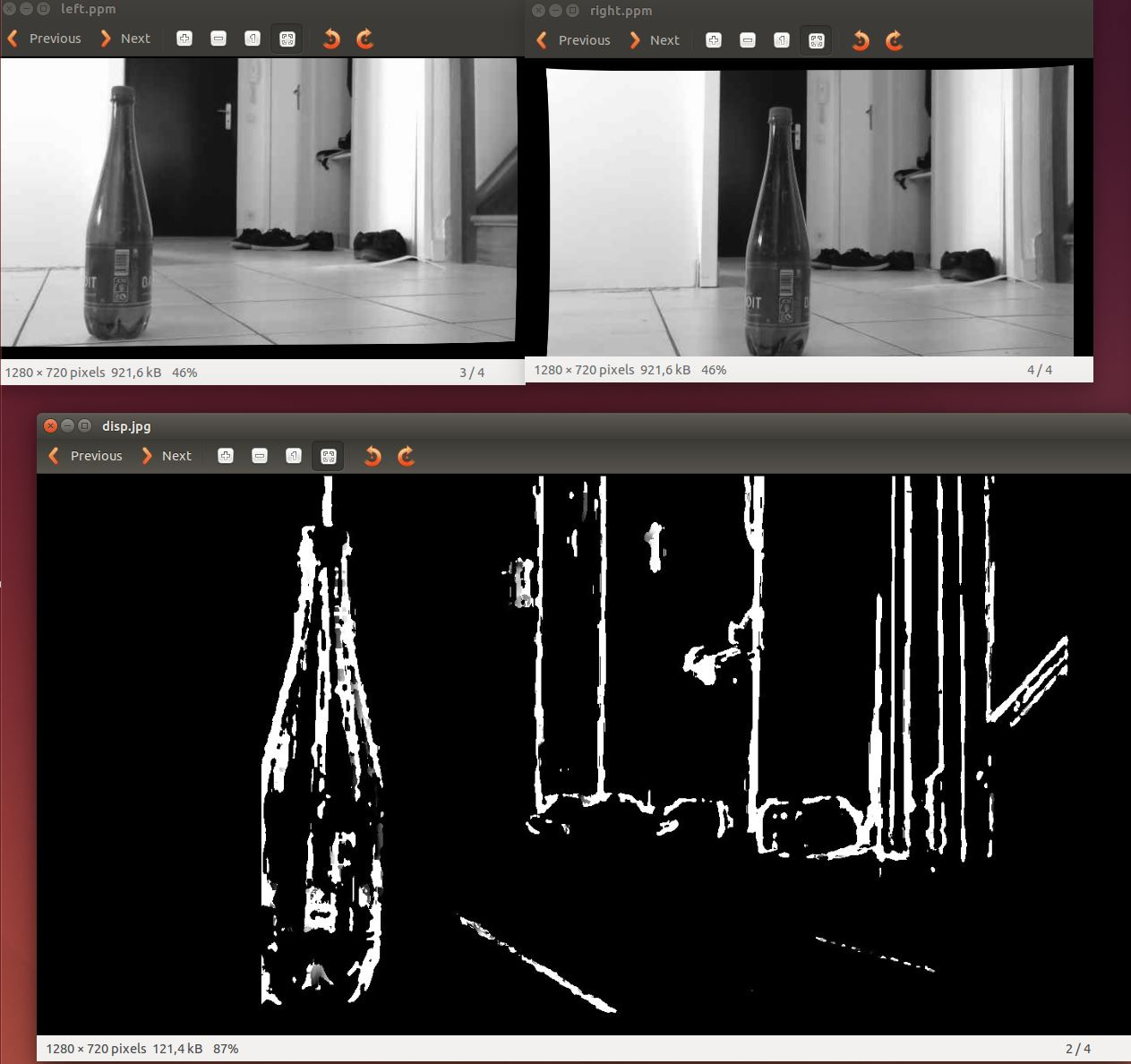 stereo camera and depth map - OpenCV Q&A Forum