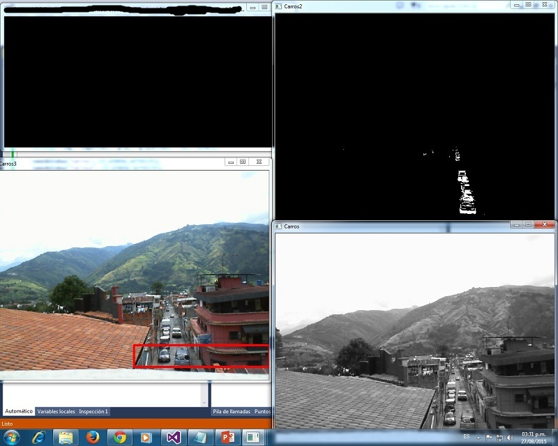 Detection and counting cars - OpenCV and C ++ - OpenCV Q&A Forum