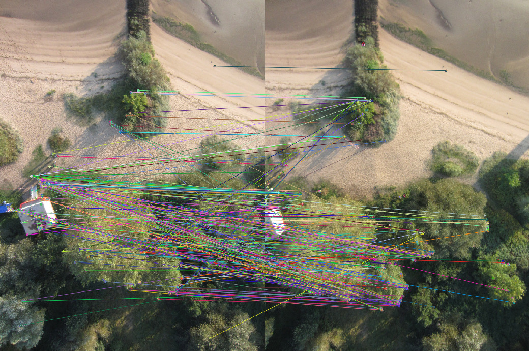 Opencv Feature Matching