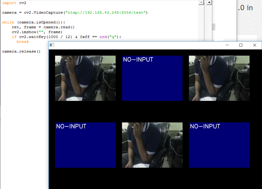 VideoCapture is not working in OpenCV 3 0 0 or the 3 1 0 in Windows