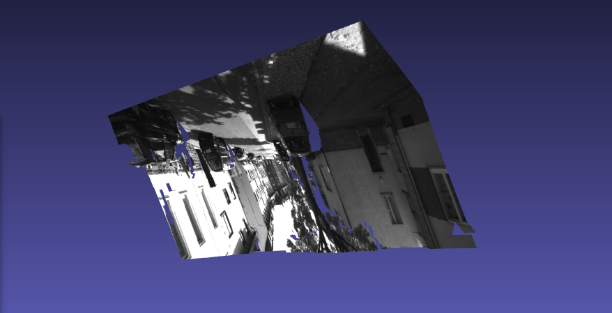reprojectImageTo3D gives weird results - OpenCV Q&A Forum