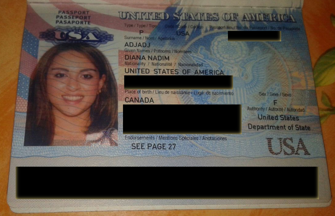 Detect the bounds of a Passport page with OpenCV - OpenCV