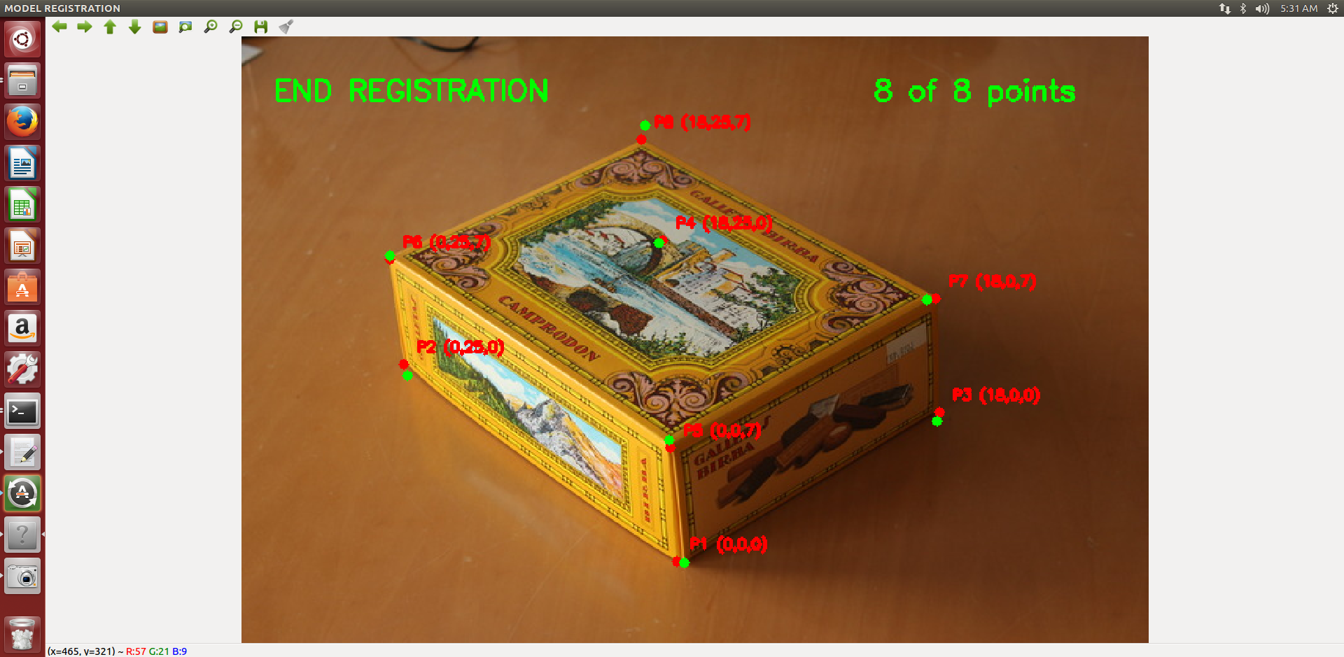 Opencv Object Detection