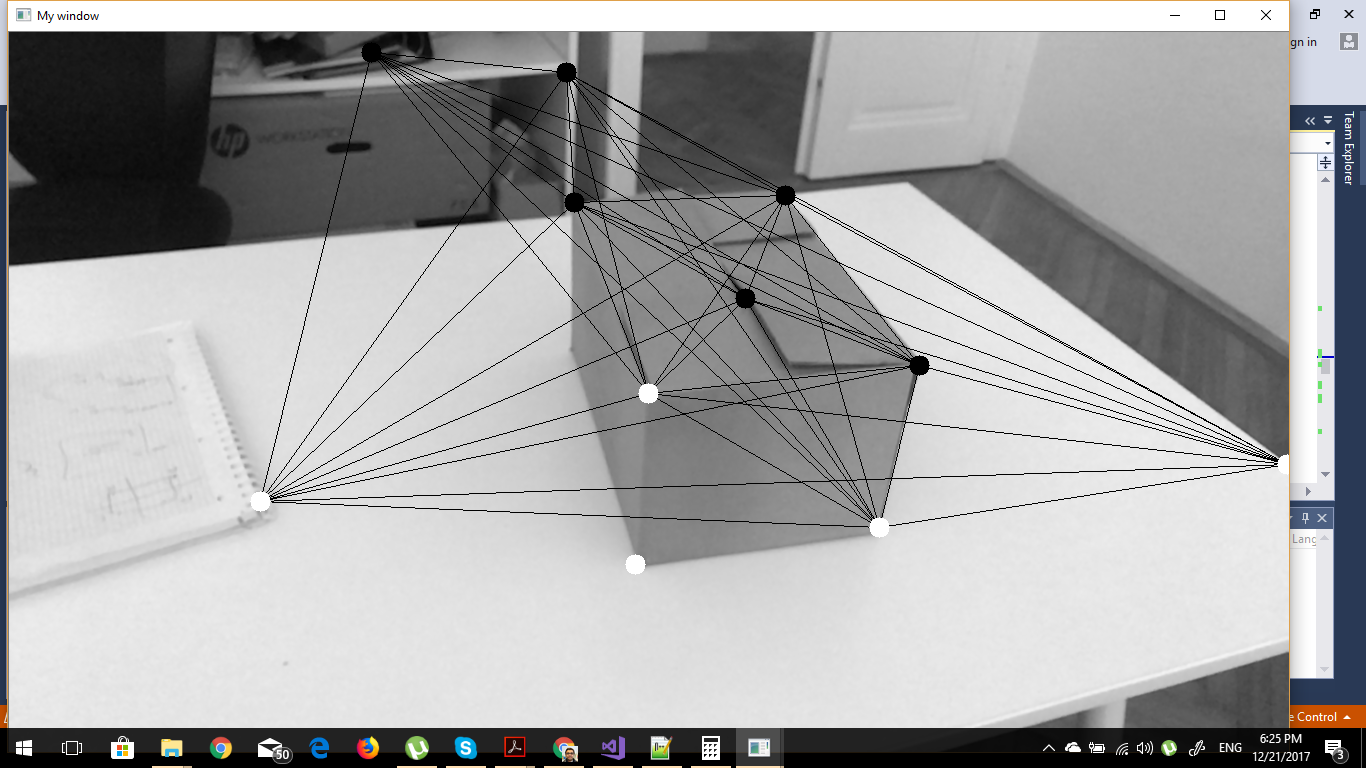 Projecting Rays using OpenCV and Camera Matrix - OpenCV Q&A