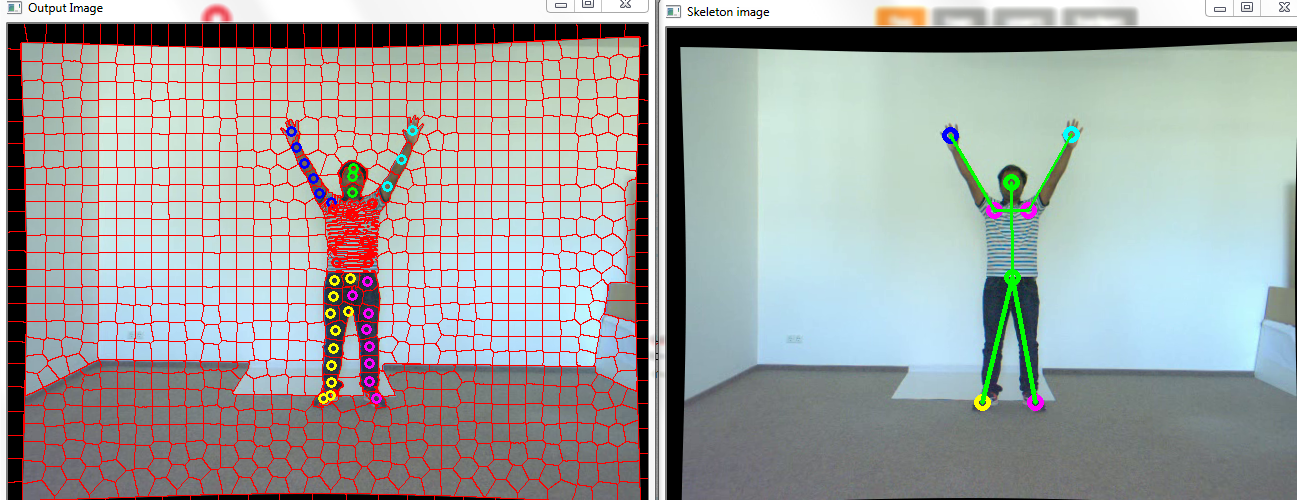 Human joint estimation - OpenCV Q&A Forum