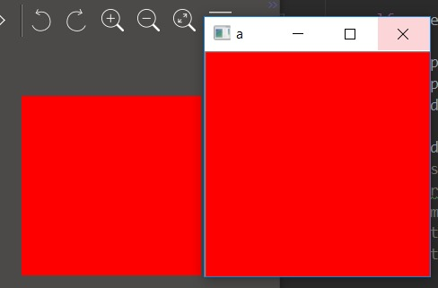 OpenCV imshow and Windows 10 scaling issue - OpenCV Q&A Forum