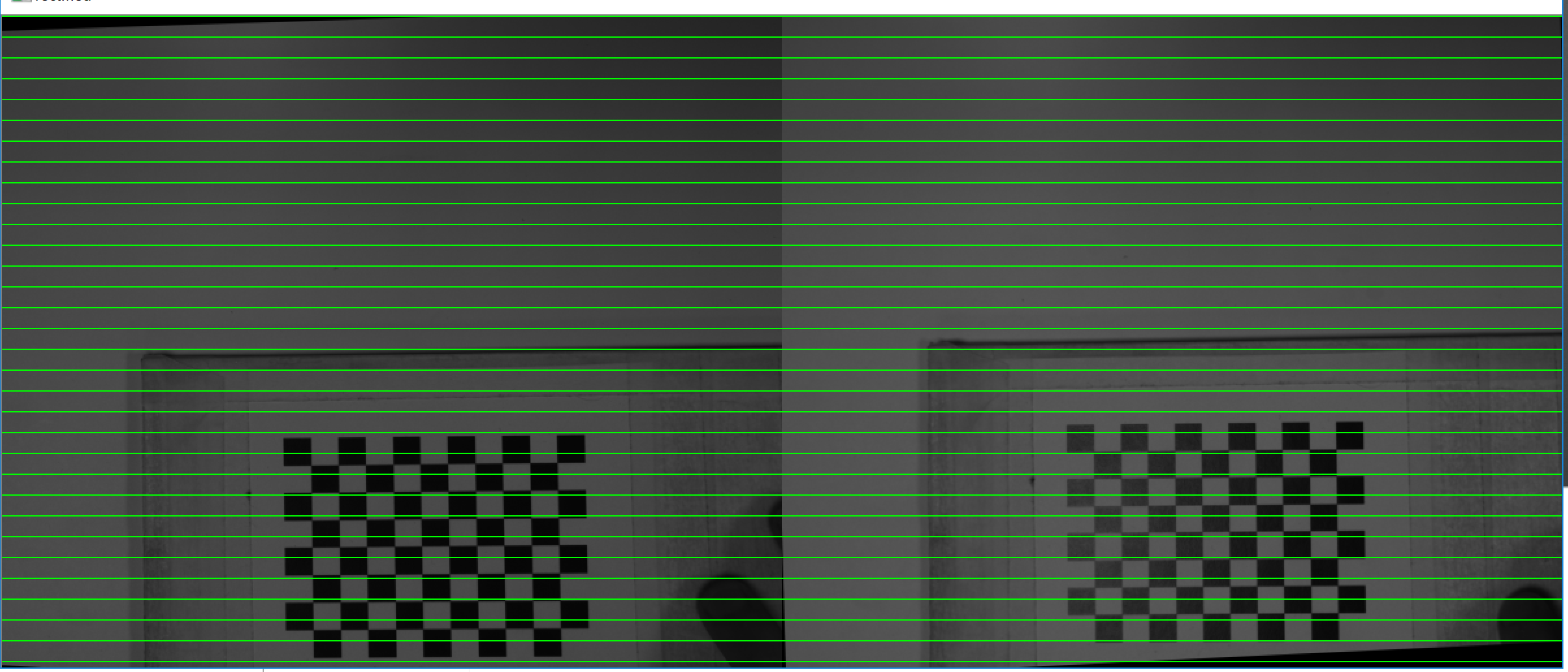 StereoRectify - does it work - OpenCV Q&A Forum