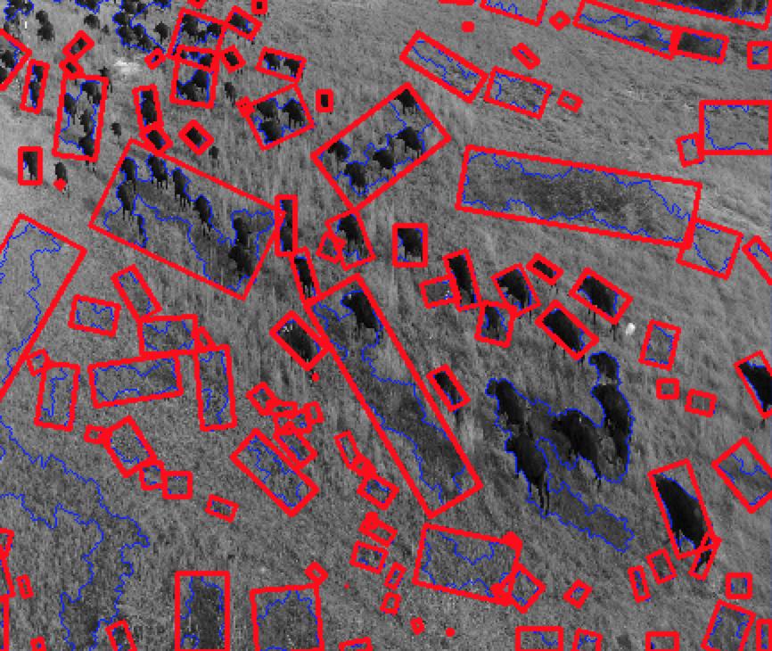 Increasing segmentation depth using Watershed - OpenCV Q&A Forum