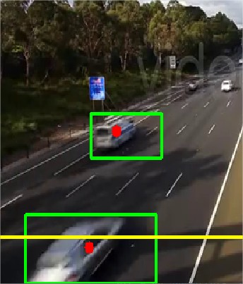 Vehicle counting - python - - OpenCV Q&A Forum