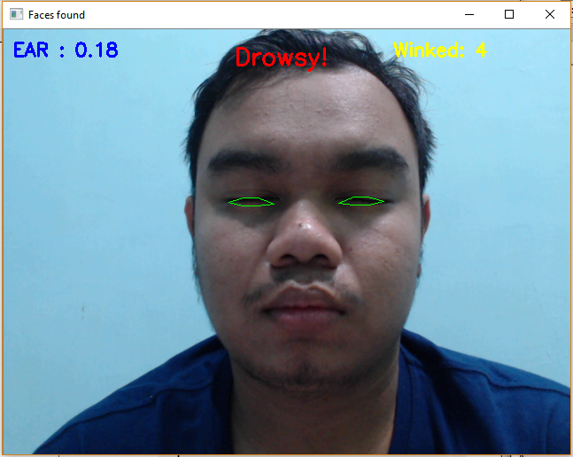 How to Show Facial Landmark Points in Android - OpenCV Q&A Forum
