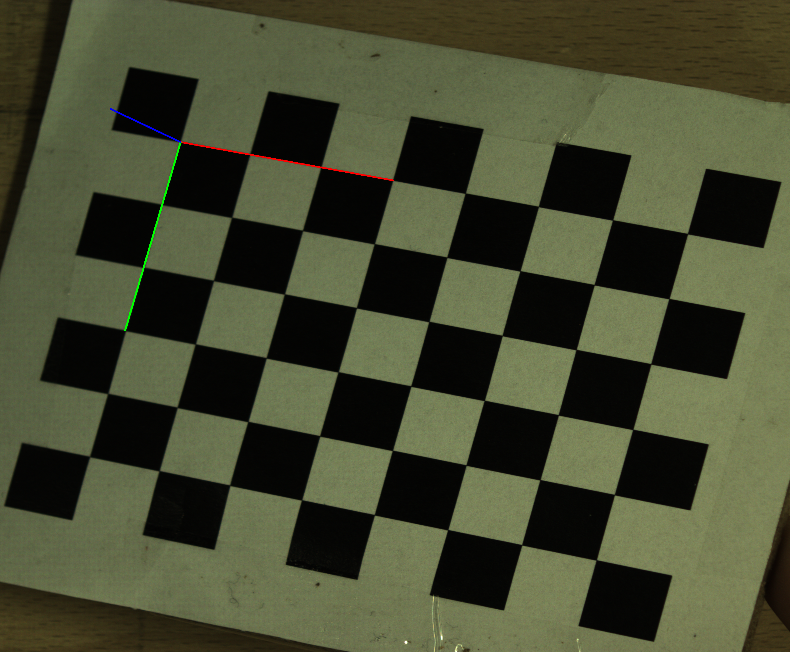 Camera Pose from Checkerboard Pose - OpenCV Q&A Forum