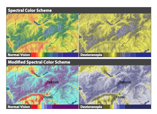 Which are color blind safe palettes? - OpenCV Q&A Forum